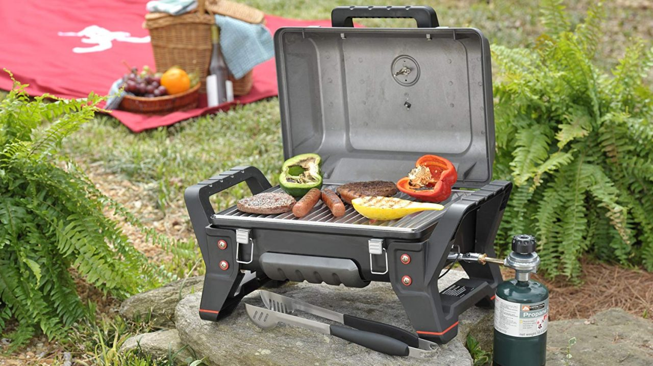how long does propane last for portable grills