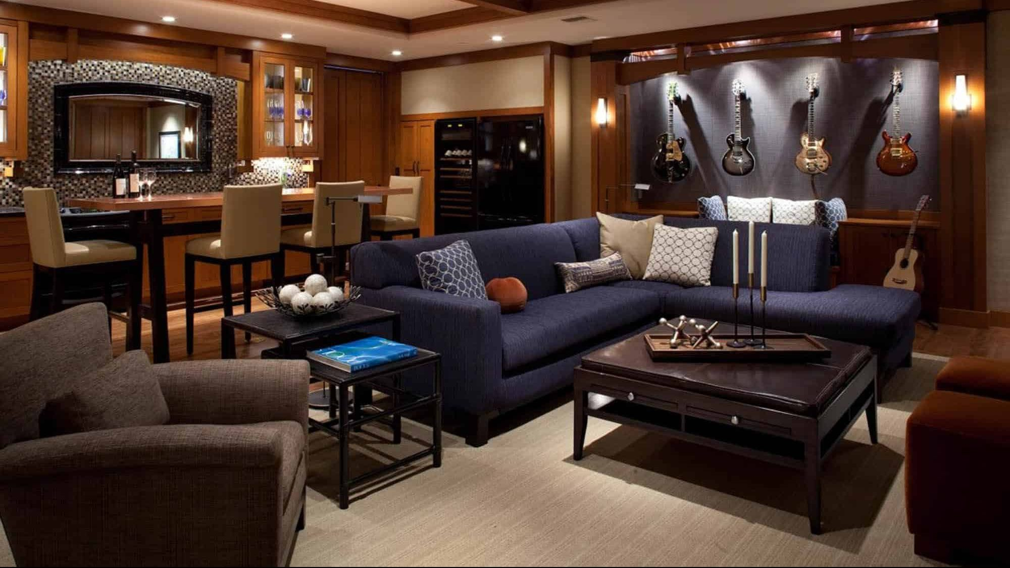 The best man cave furniture