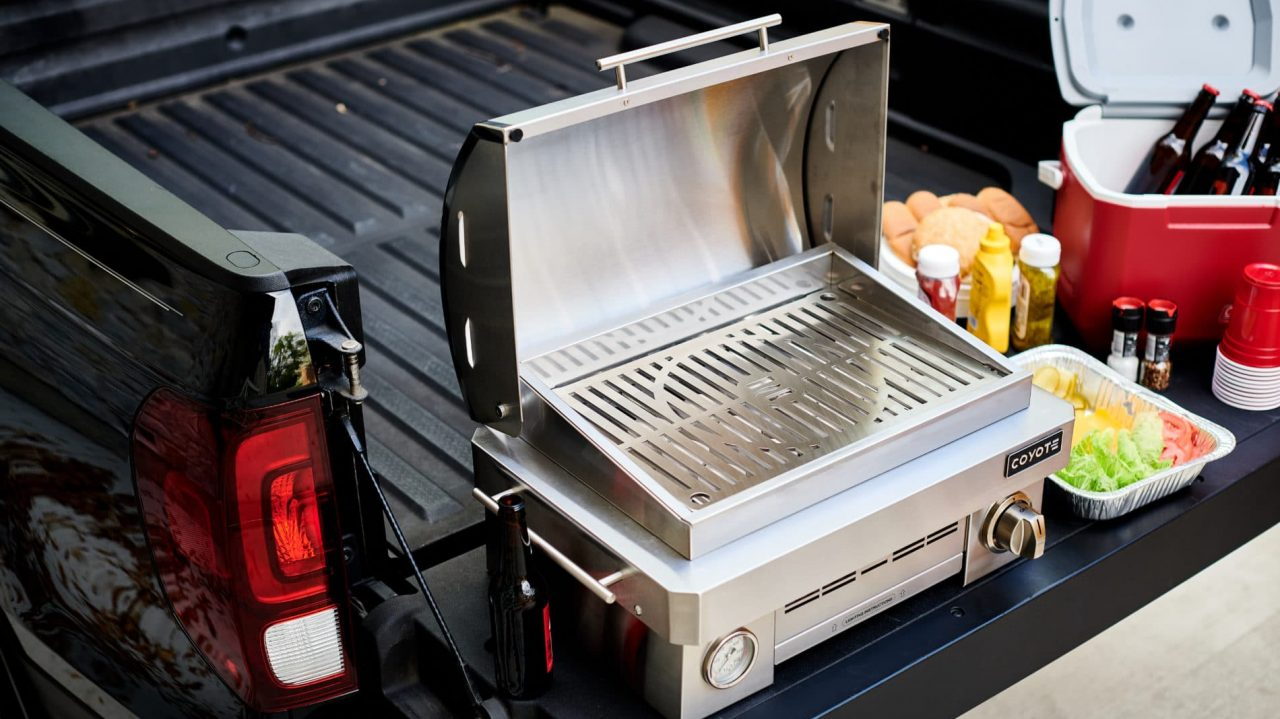 How to transport your grill