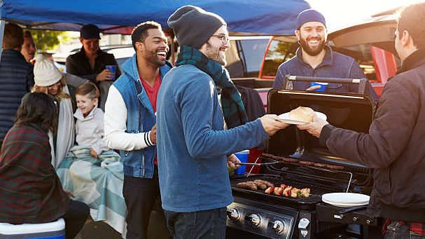 Why is tailgating popular