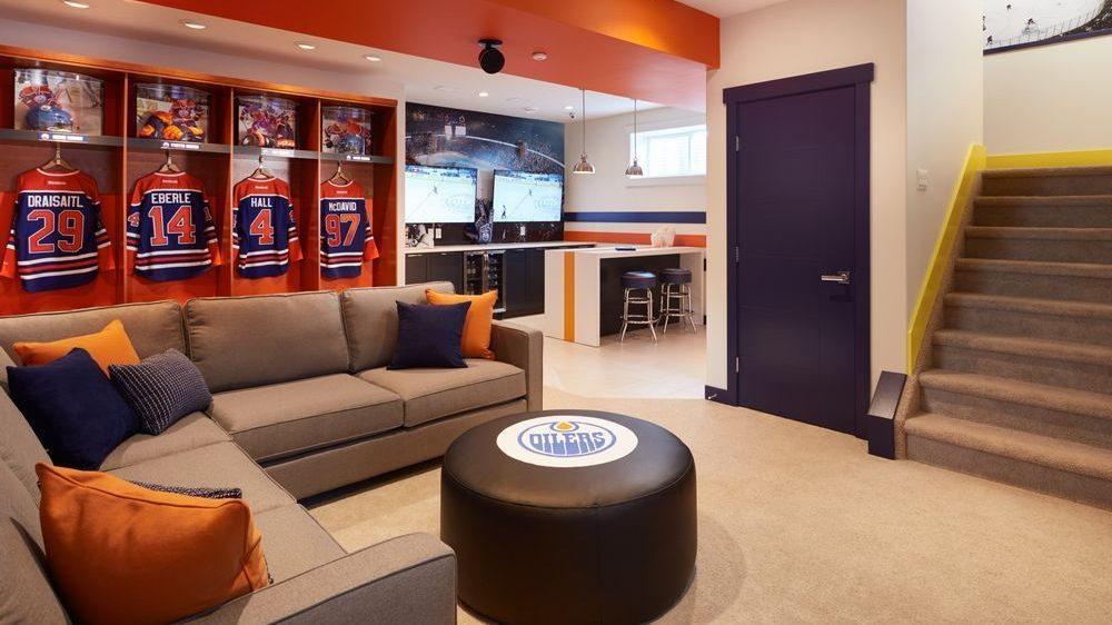 The Best Man Cave Ideas
