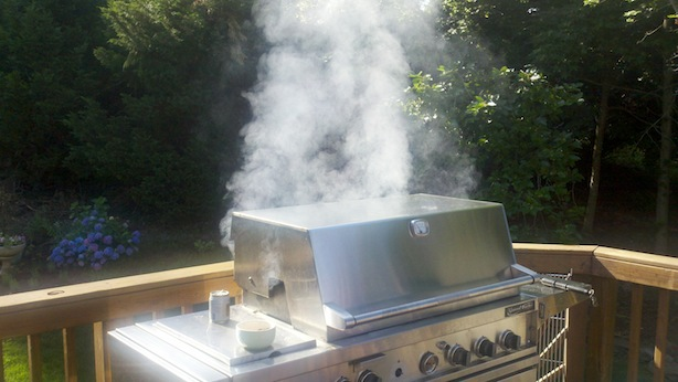 Why Does My Grill Smoke So Much