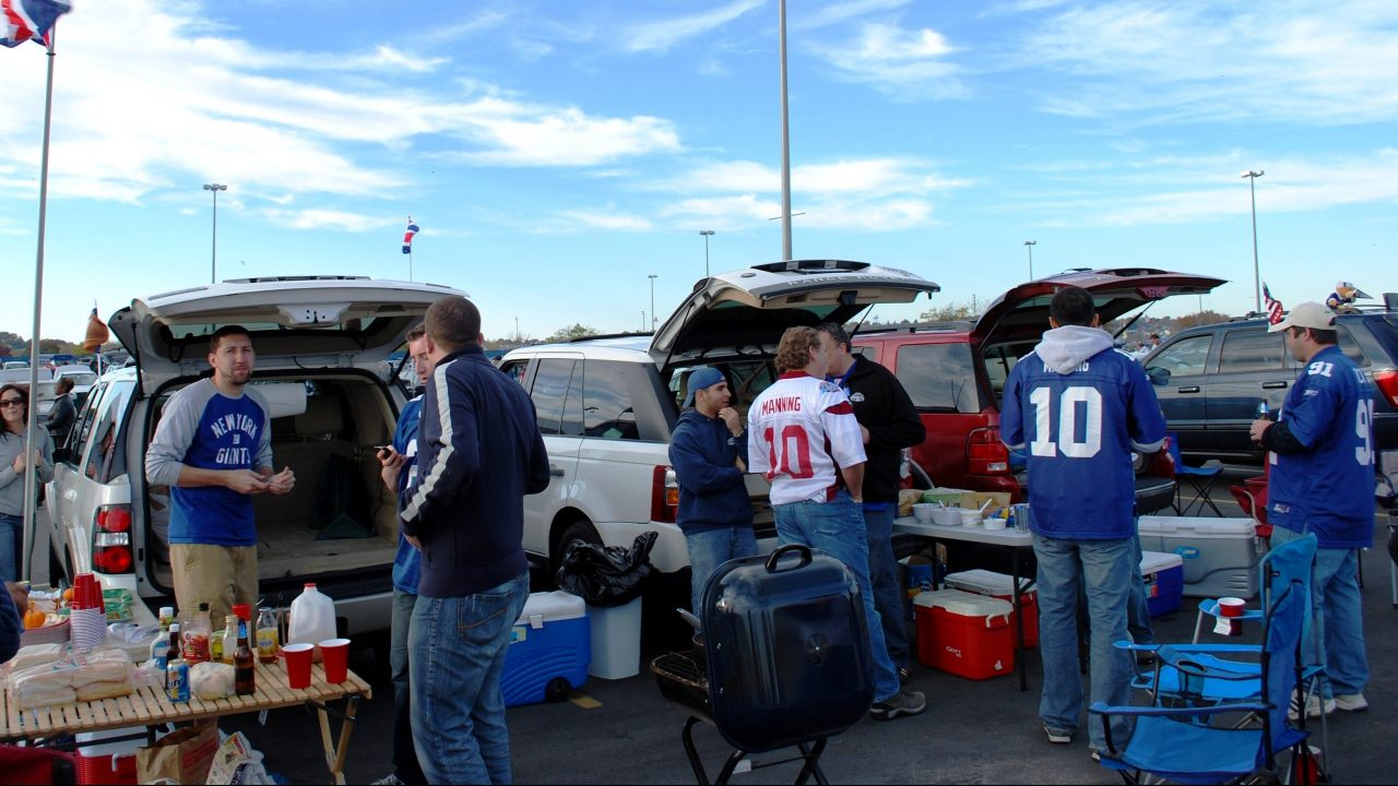 How to Tailgate